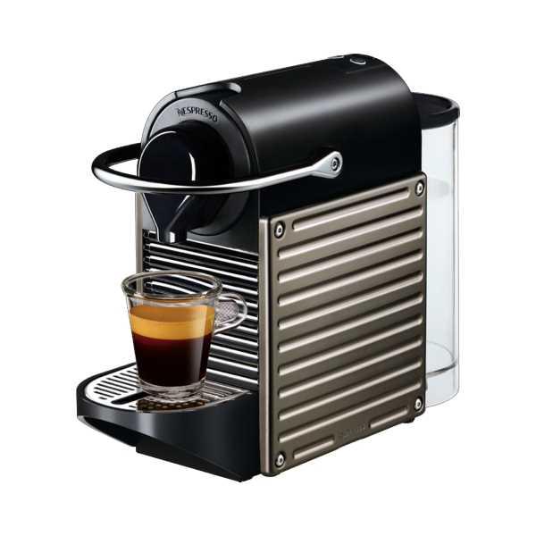 Review Nespresso Krups Pixie