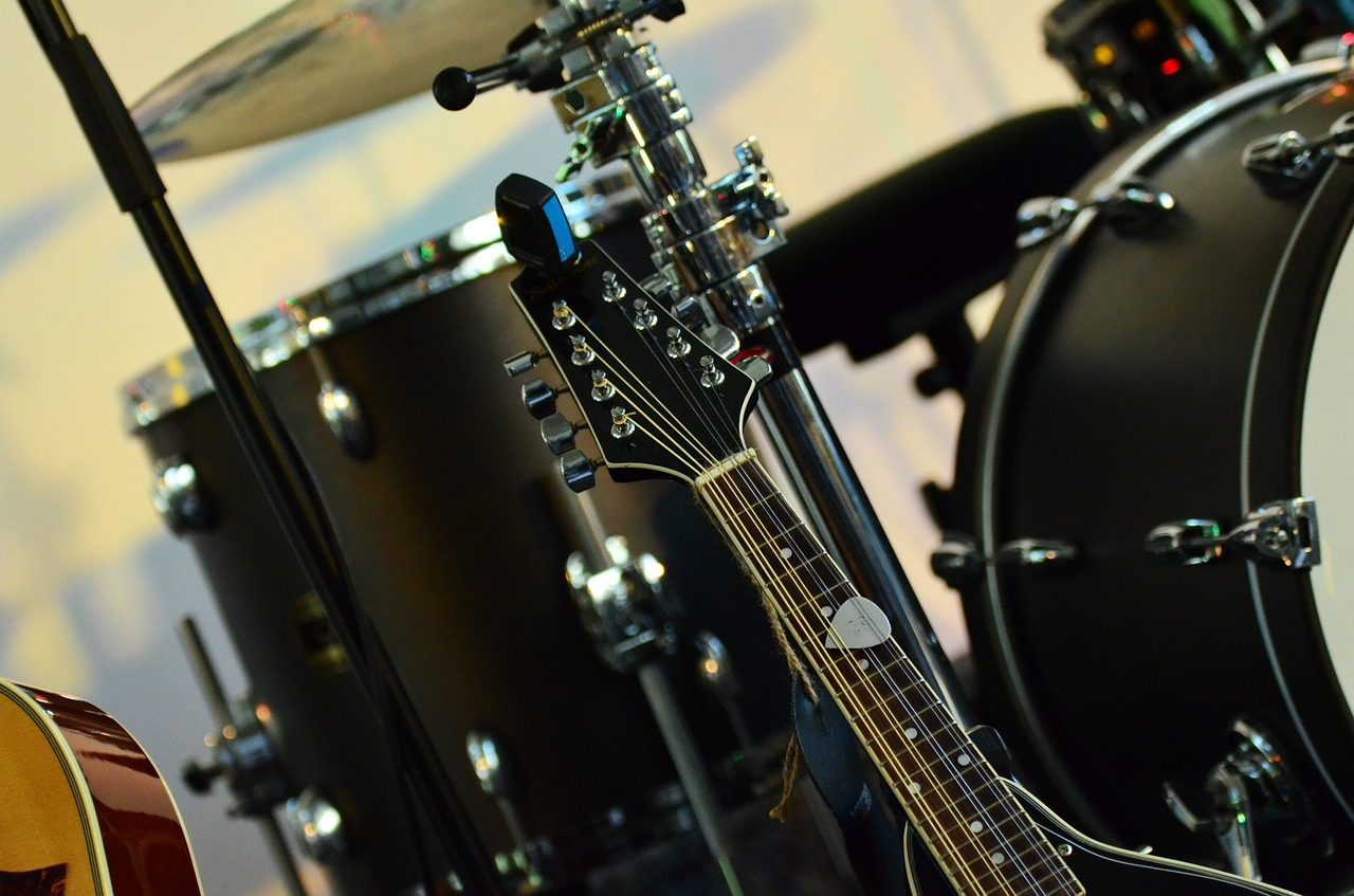 Drummen 'een vak apart.'