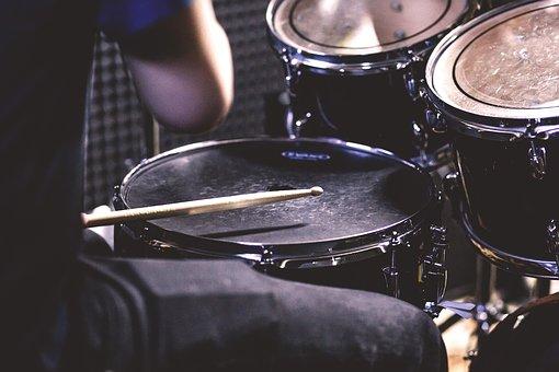 Drummen e