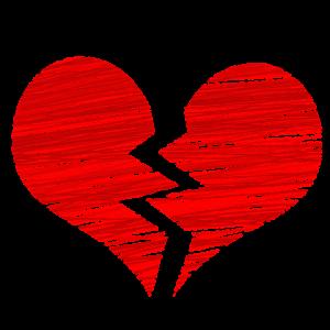 Brekend hart