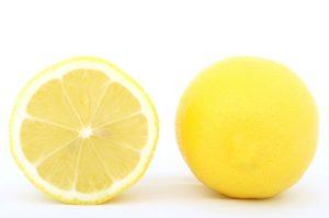 Start de dag met een citroen!